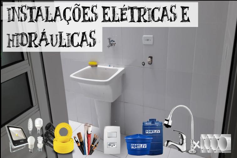 Marajó Construtora e Reformas de Casas Construção Instalações Elétricas e Hidráulicas