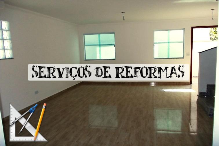 Marajó Construtora e Reformas de Casas Serviços Reformas